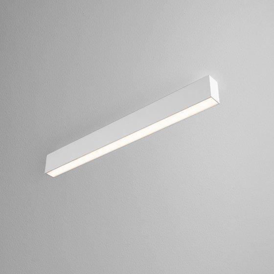 AQForm Rafter 198 cm biały Lampa Sufitowa