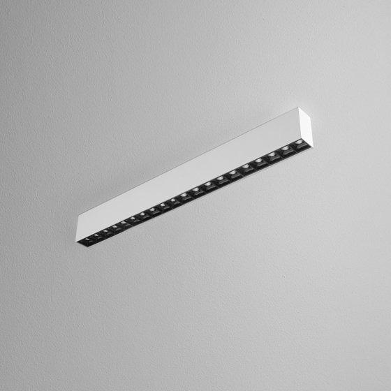 AQForm Rafter points 27 cm biały Lampa Sufitowa