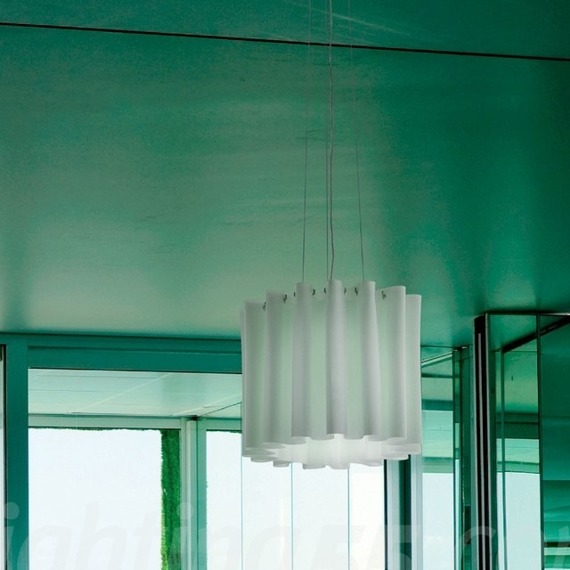 AXO Light Skirt SP 050  Zwis biały 50 cm