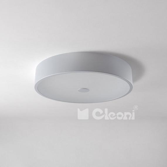 Alan 40 Plafon Cleoni Biały Mat