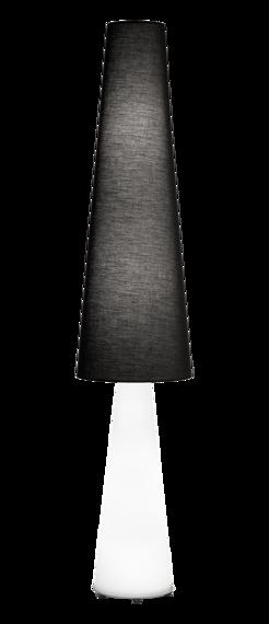 ESTILUZ CEP P-2859 Lampa Stojąca czarny