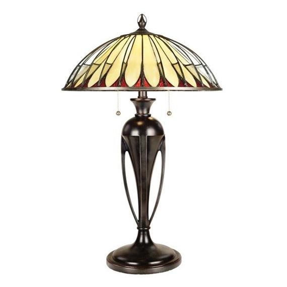 Elstead Lighting Alahambre QZ/ALAHAMBRE/TL Lampa stołowa