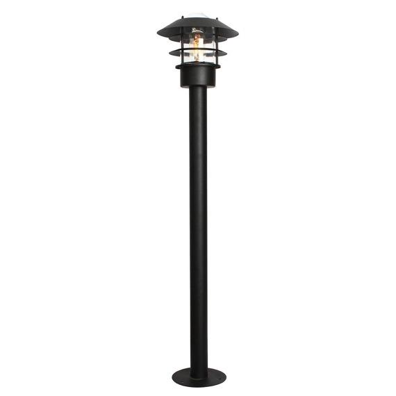 Elstead Lighting Helsingor HELSINGOR BOL BK Lampa stojąca