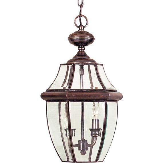 Elstead Lighting Newbury QZ/NEWBURY8/L AC Lampa wisząca