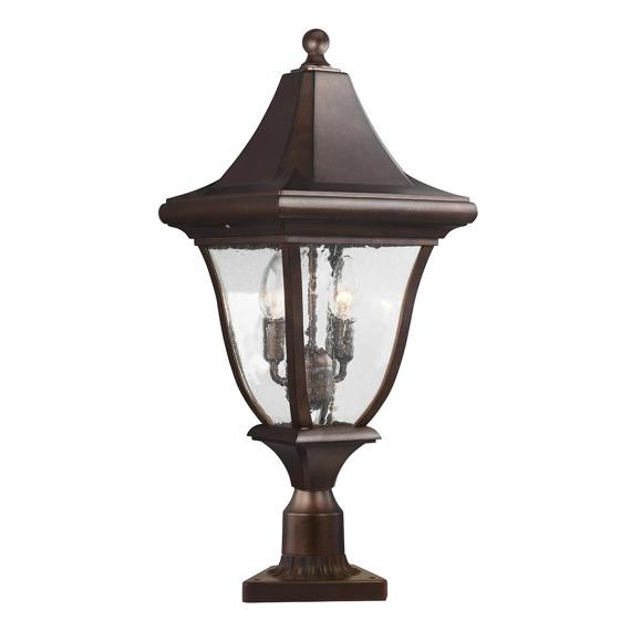 Elstead Lighting Oakmont FE/OAKMONT3/M Lampa stojąca