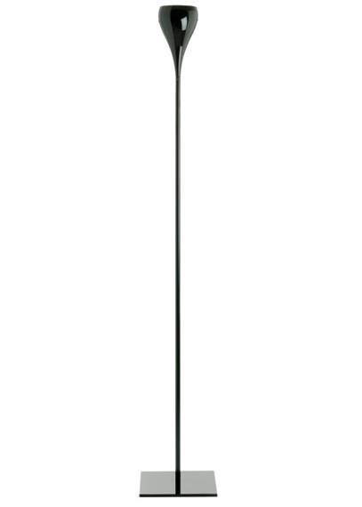 Fabbian BIJOU D75 C01 02 black Lampa podłogowa