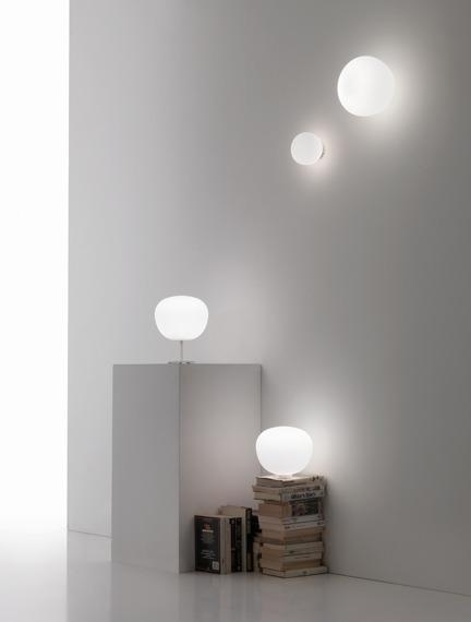 Fabbian LUMI Mochi F07 G37 01 Kinkiet LED
