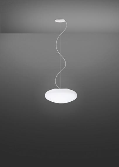 Fabbian LUMI WHITE F07 A09 01 Lampa wisząca
