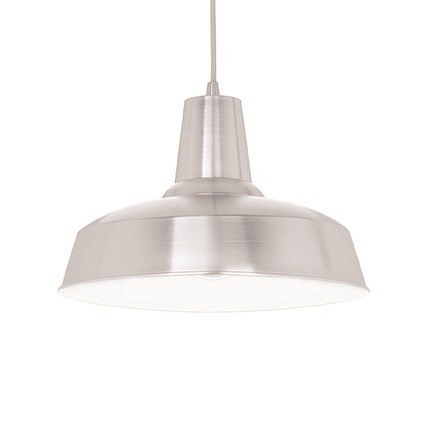 Ideal Lux Moby SP 1 Zwis aluminium