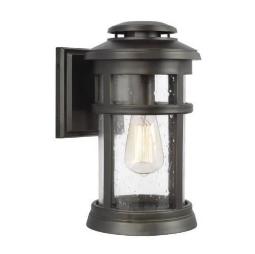 Kinkiet zewnętrzny Elstead Lighting Newport FE-NEWPORT-M-ANBZ