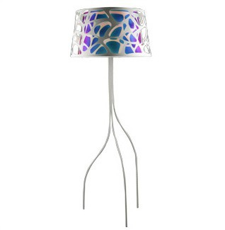 Lampa Podłogowa El Torrent ORGANIC OG.001 biała