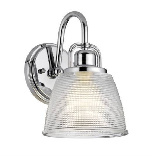 Lampa Ścienna Elstead Lighting Dublin QZ-DUBLIN1-PC Chrom