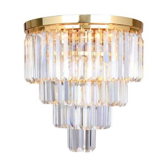 Lampa Sufitowa Zuma Line Amedeo FC17106/4+1 -GLD