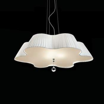 Lampa Vintage DAISY 60 biała SODAI60BC