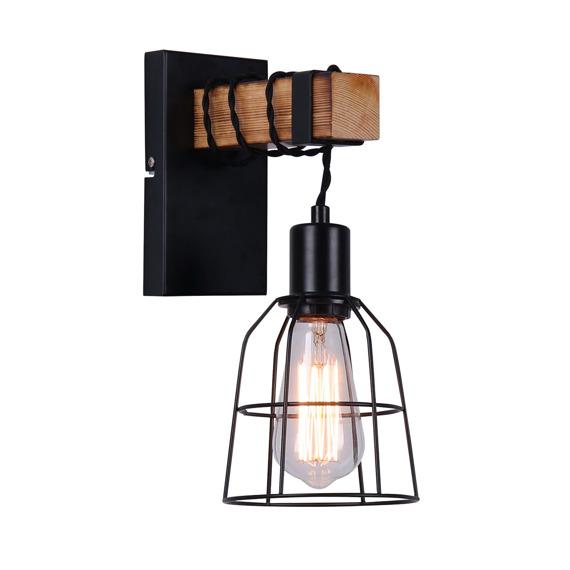 Lampa ścienna Italux Ponte WL-4290-1-L