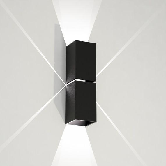 Lampa ścienna Shilo NEMURO 4408 czarny Dostawa 24H