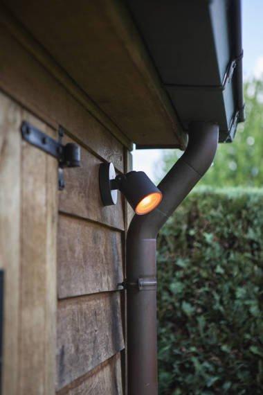 Lampa ścienna zewnętrzna Lutec Explorer 2 6609204118