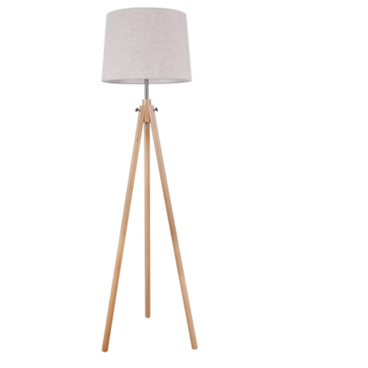 Lampa stojąca Maytoni Calvin Z177-FL-01-BR