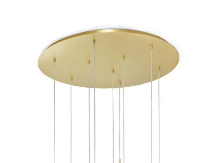 Lampa wisząca Miloox X-Ray 1744.113