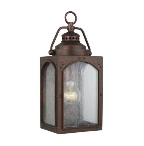 Lampa wisząca zewnętrzna Elstead Lighting Randhurst FE-RANDHURST-S-CO