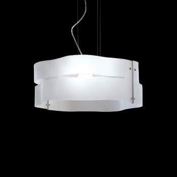 Lampade Italiane CRAZY SP 1037/30S satynowy Zwis 30 cm