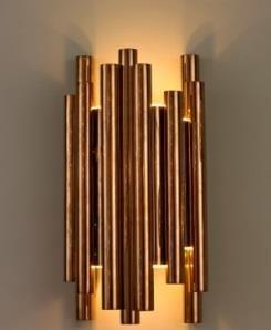 MaxLight Organic Copper W0153 Kinkiet