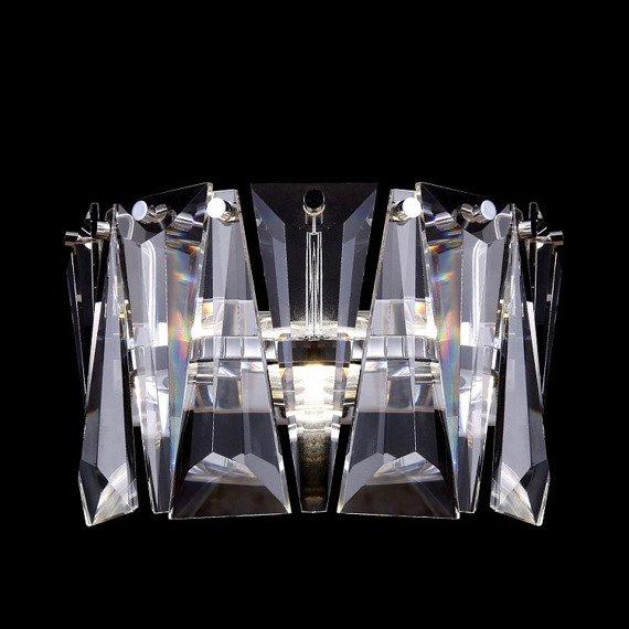 Maytoni Puntes MOD043WL-01CH Lampa ścienna kolor transparentny
