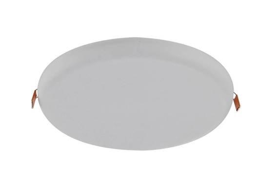 Oprawa Wpuszczana Dann Lux Design Huco 10 WH Białe DLD5217 w białym kolorze