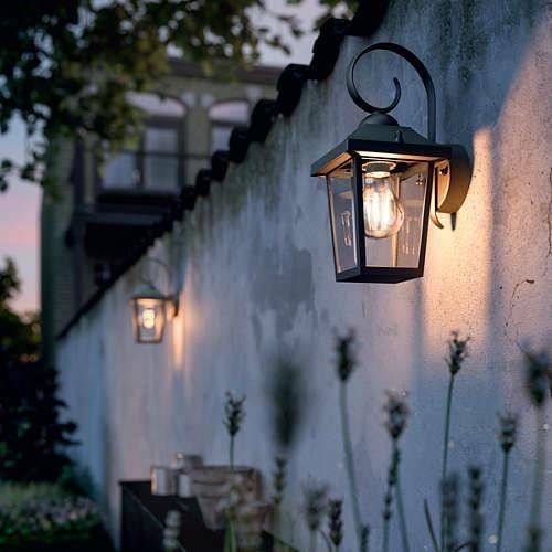 Philips Buzzard 17236/30/PN Lampa Ścienna