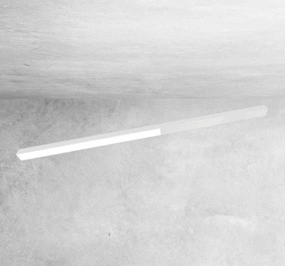 Plafon Shilo Hiate 1817 Biały 180cm