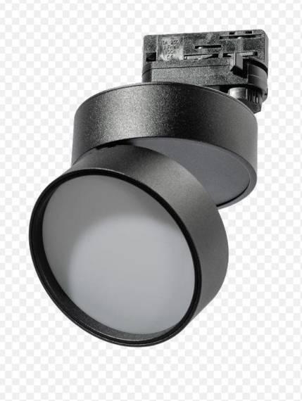 Reflektor szynowy Azzardo Mona Track 3 Fazowy AZ4547 Czarny