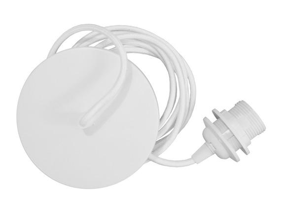 Rozeta VITA biały przewód