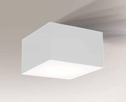 Shilo Zama 1185 Plafon Biały LED