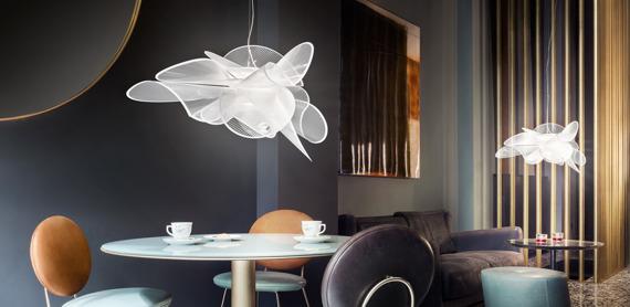 Slamp Belle Étoile Large Włoska Lampa wisząca