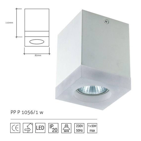 Spot PP Design P 1056/1W