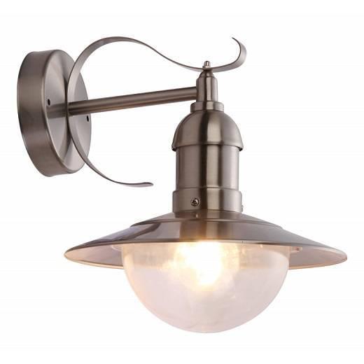 Zewnętrzna lampa ścienna Globo Lighting Mixed 3270