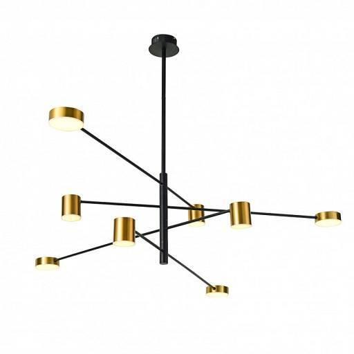 Zwis Italux Remdal PND-16374-8 BK+GD