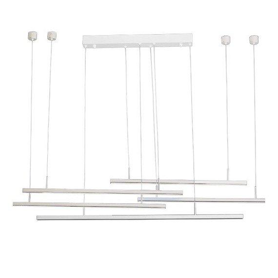 Zwis listwy LED Azzardo Merlo białe