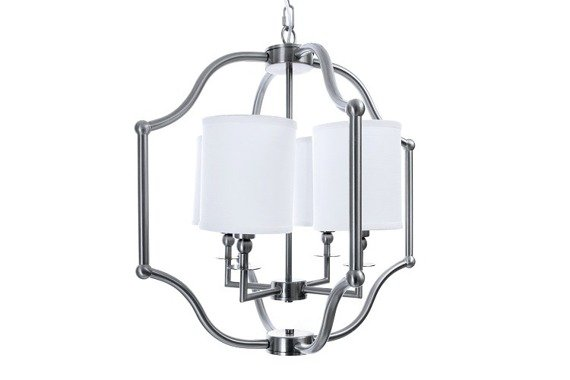 Żyrandol Berella Light Paradiso 4 Bl0322