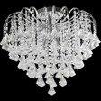 Elem Belweder 5193/4 8C chrom Lampa Sufitowa kryształowa