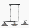Industrialna Lampa Wisząca Eglo Kenilworth 43205
